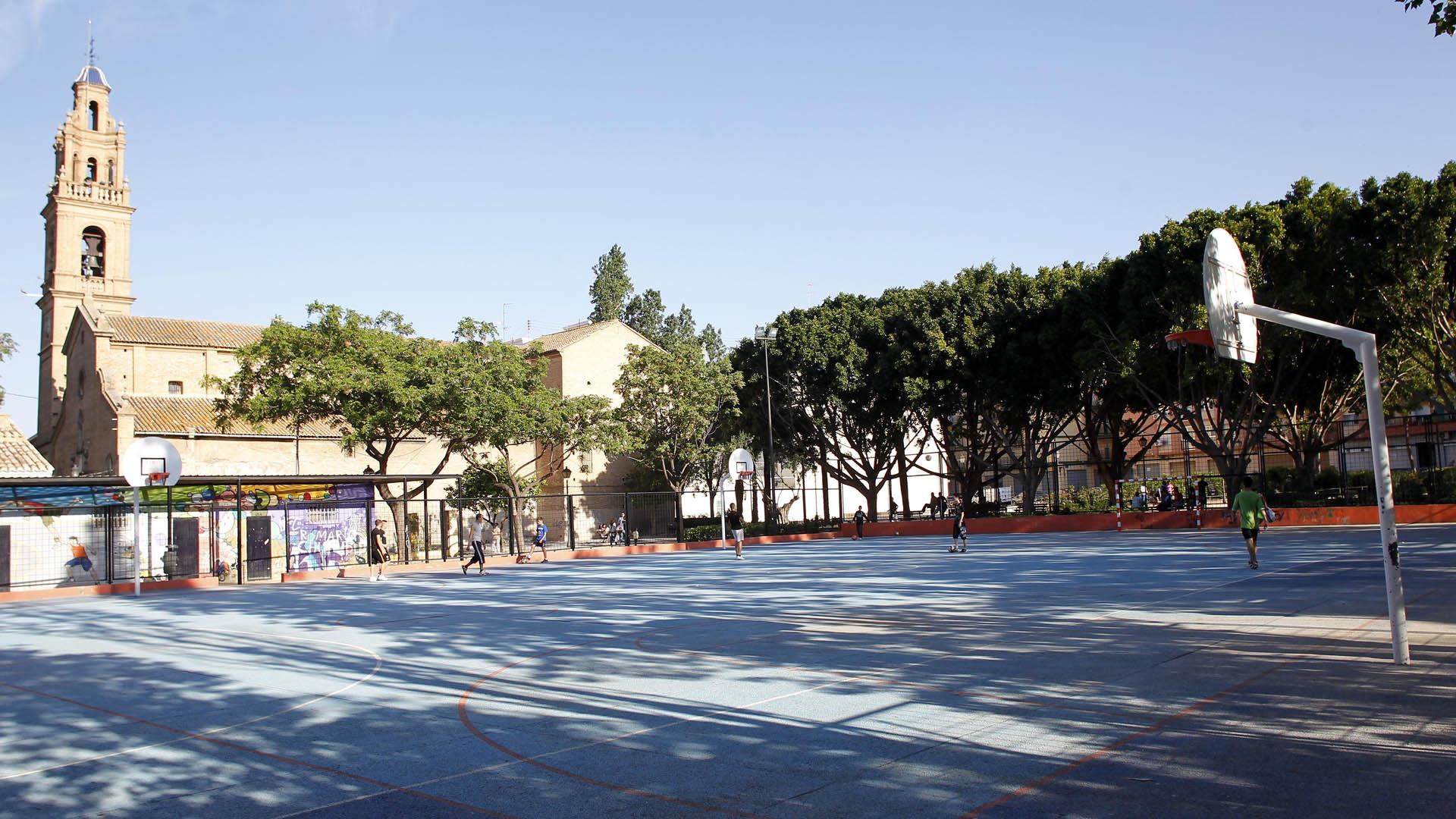 Reapertura Instalaciones deportivas