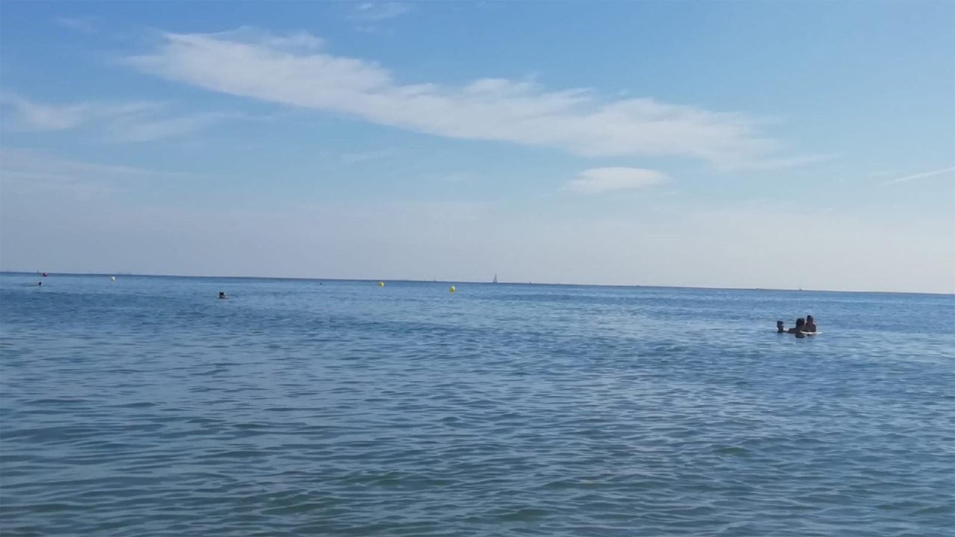 Canal de natación
