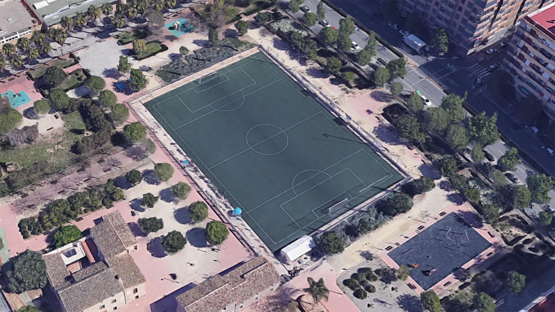 Campo fútbol Torrefiel